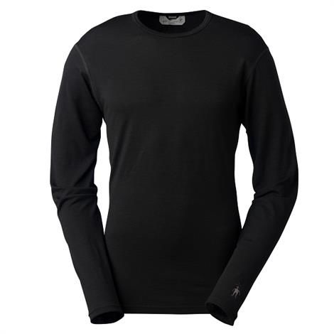 Smartwool Mens Microweight Crew, Black